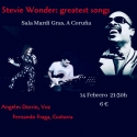 STEVIE WONDER:  GREATEST SONGS